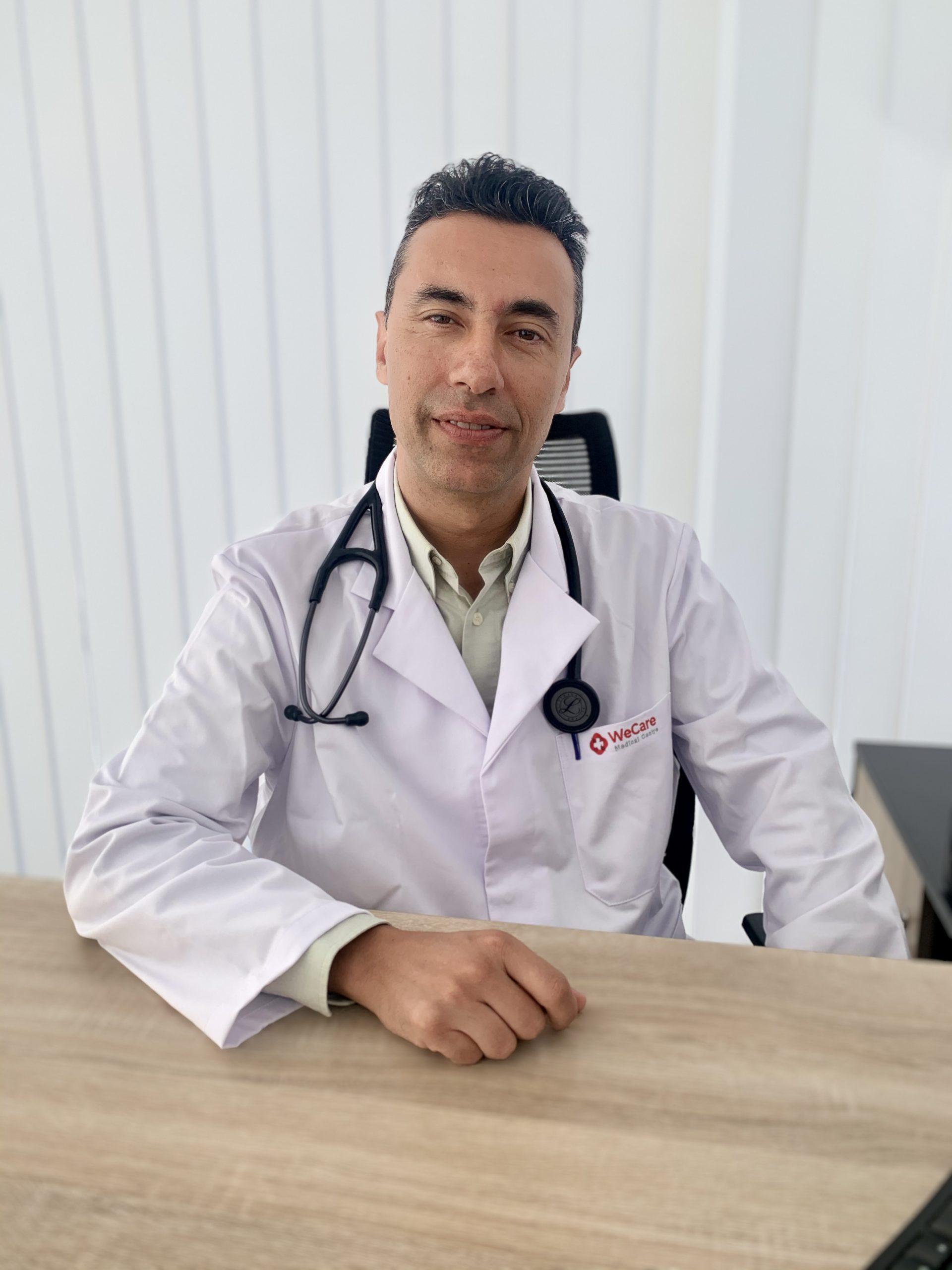 Dr Nikolaos Dimitrakos